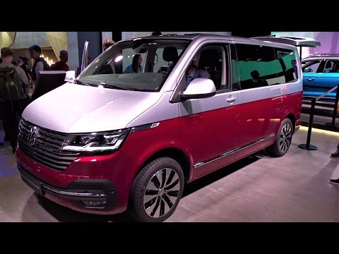 Volkswagen T6.1 Multivan Cruise (2020) Test - Interior, Exerior Walkaround