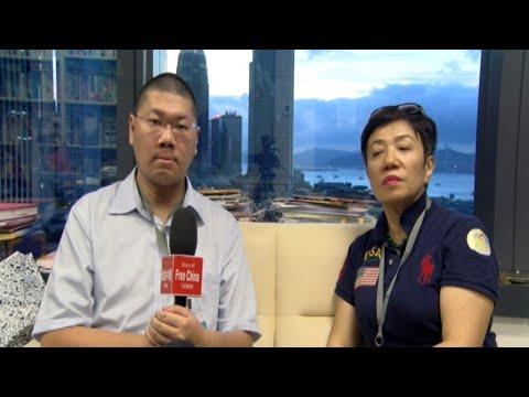 622专访港商内地投资权益关注组召集人陆伟萍女士