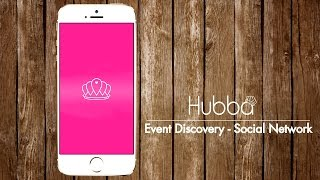 Hubba - Event Discovery and Social Network
