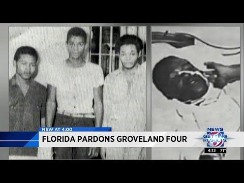 Pardon for Groveland Four a long time coming