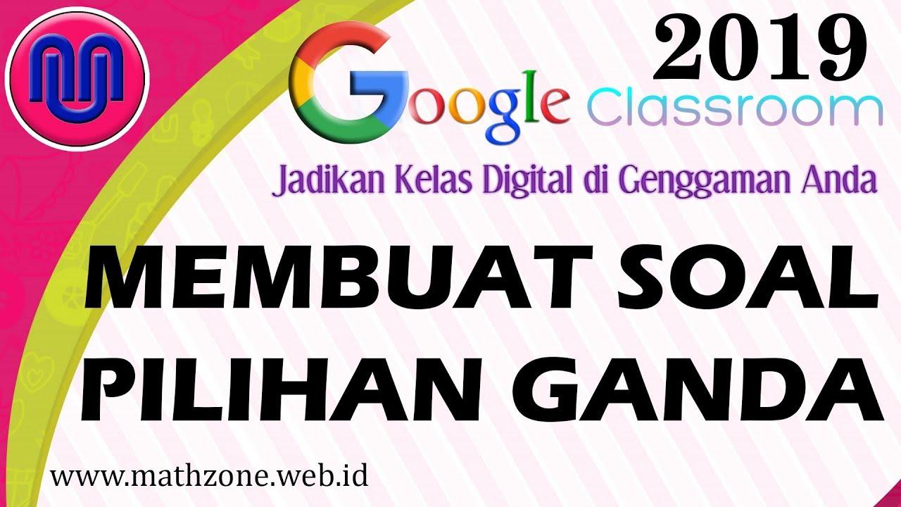 tutorial google classroom 2019 tutorial cara membuat atau memberikan tugas di google classroom
