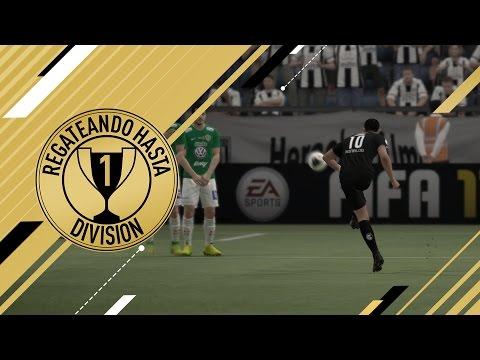 """FIFA 17 - Regateando hasta Primera División Ep.1 """"El Regreso"""""""