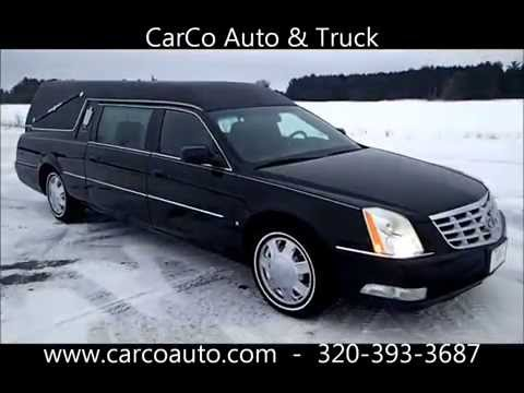 Cadillac Accubuilt S&S Hearse for sale by CarCo Automotive
