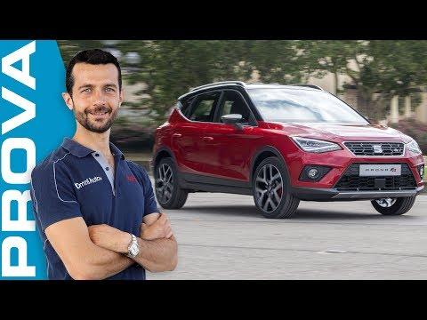 Seat Arona | il SUV spazioso, ma che ama le curve