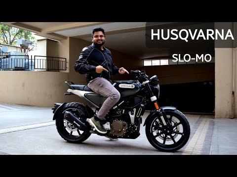 Husqvarna In Slow Motion
