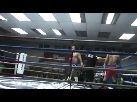 Marcos Contreras v/s Cristopher Avila (81kg)