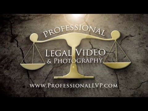 Professional Legal Video's HD Picture in Picture Deposition Service