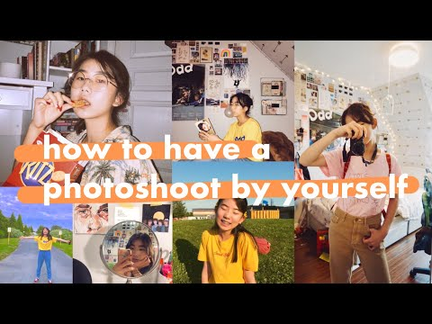How I take an AESTHETIC PHOTO for my INSTAGRAM 📸 (poses, tips, places)