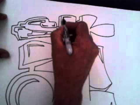 Dibujo De 13 Sur YouTube