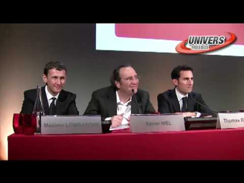 Free (Iliad) 2008 AR Press Conference Pt 1