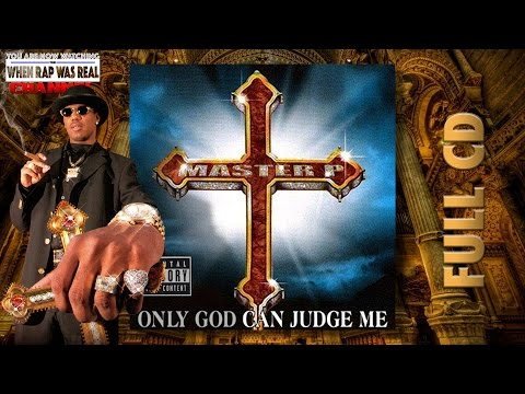 Master P -  Only God Can Judge Me [Full Album] Cd Quality