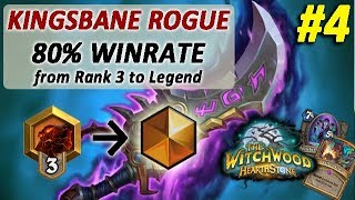 Kingsbane Rogue vs Control Priest #4