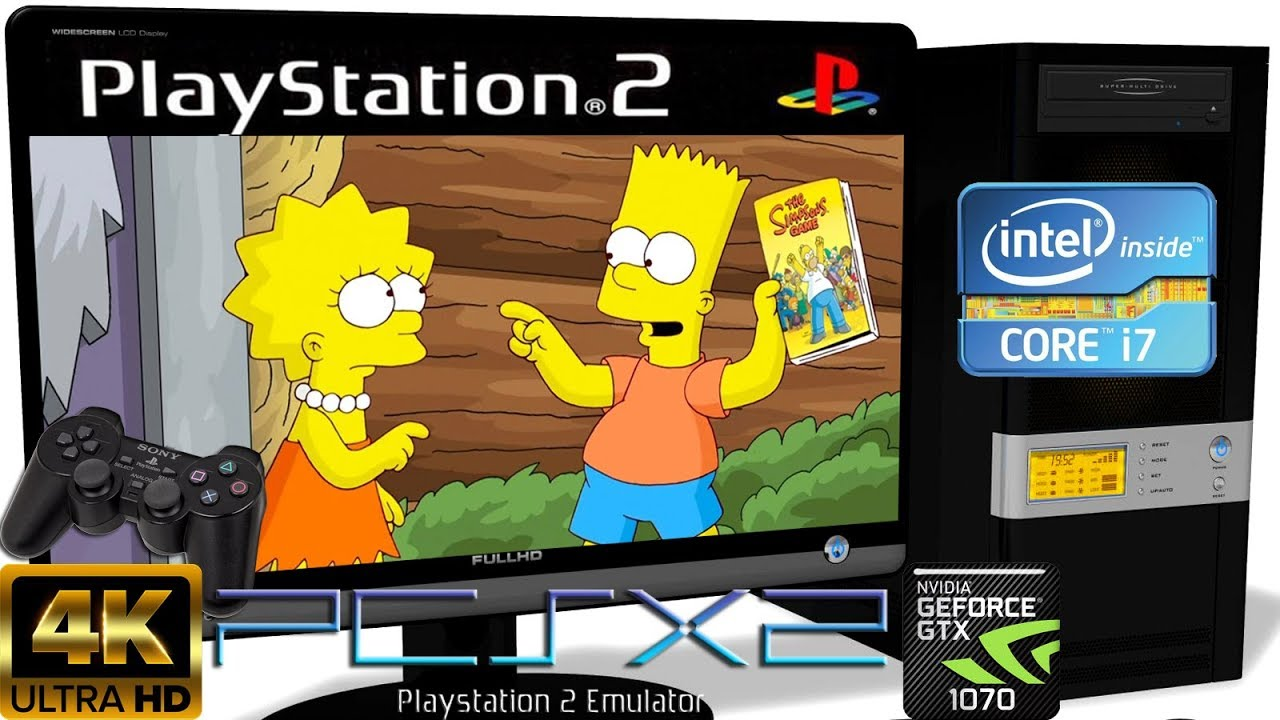The Simpsons Game Pcsx2 Settings | Games World