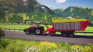 Farming Simulator 19 Alpine Farming Expansion - Farm the Mountaintop | PS4