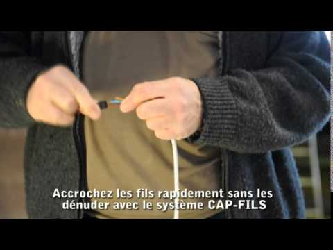 Comment passer un fil dans une gaine sans aiguille