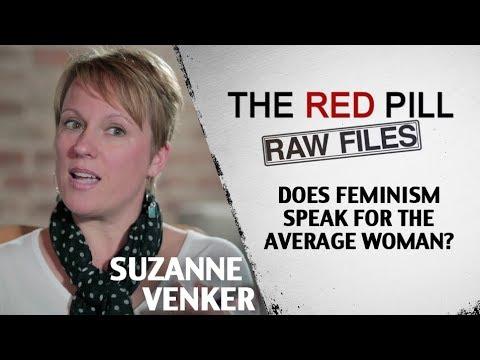 Does Feminism Speak For The Average Woman? | Suzanne Venker #RPRF