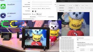 Ein zweites Leben für Smartphones als Webcam - Ein Filetstück aus CC2tv #247