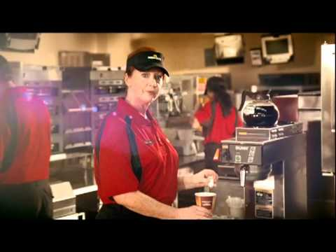 The Blenders McDonald's Girl TV Commercial