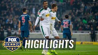 Monchengladbach vs. Fortuna Dusseldorf | 2018-19 Bundesliga Highlights