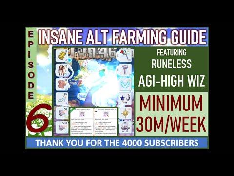 EPISODE 6 INSANE ALT FARMING GUIDE