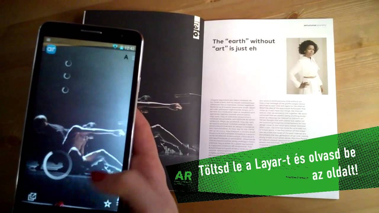 Trafó az Artlocator magazinban! - YouTube a2aa695a1bf