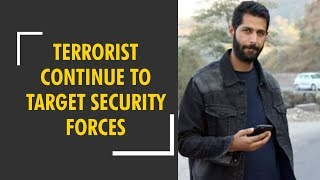 Terrorists continue to target security forces in Kashmir, Javid Ahmad Dar is the latest victim