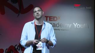 Plug and Play | Πάρις Μέξης | TEDxYouth@Academy