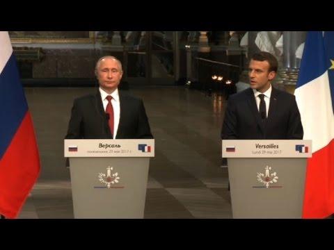 AFP: Macron:
