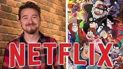 Gravity Falls Creator Developing NEW Netflix Series!