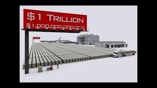 USA КИНО 1084. Новые рекорды США : триллион долларов долга по кредиткам!