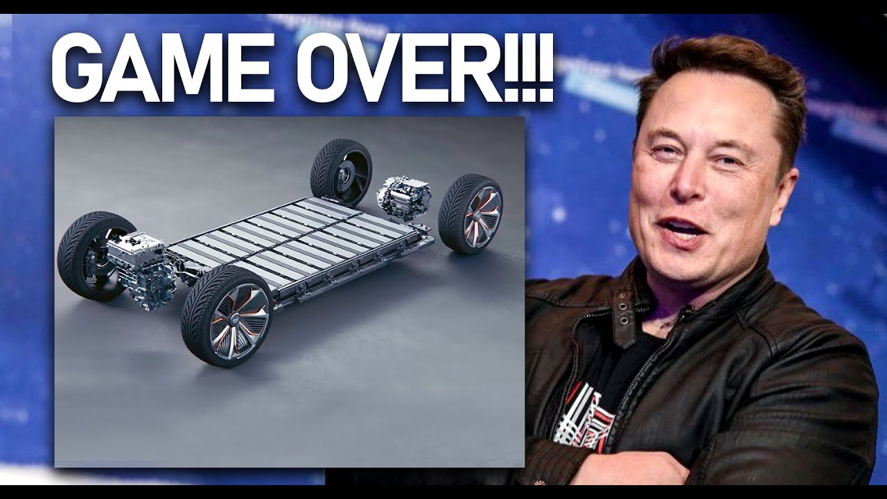 EXCLUSIVE: Tesla NEW Batteries Are Going To Disrupt The Market - Tesla News