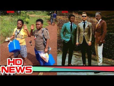 Prophet helped us grow in length - Osita Iheme & Chinedu Ikedieze