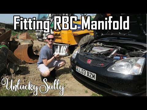 Fiiting an RBC Intake Manifold to the EP3