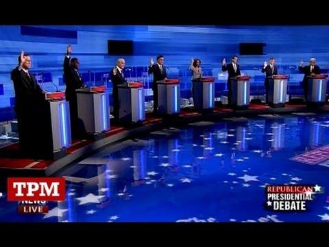 Republican Presidential Debate: The Highlights