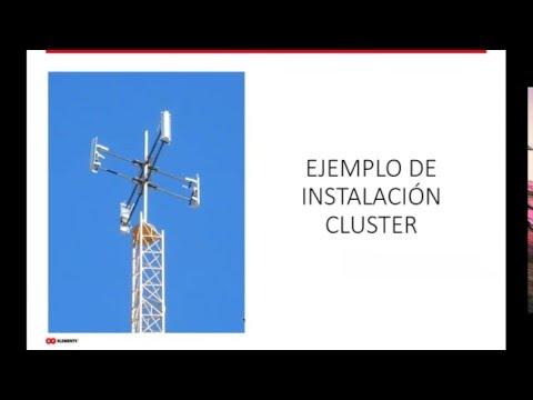 """Webinar """"Nueva generación de Antenas Carrier Class de RF Elements"""""""