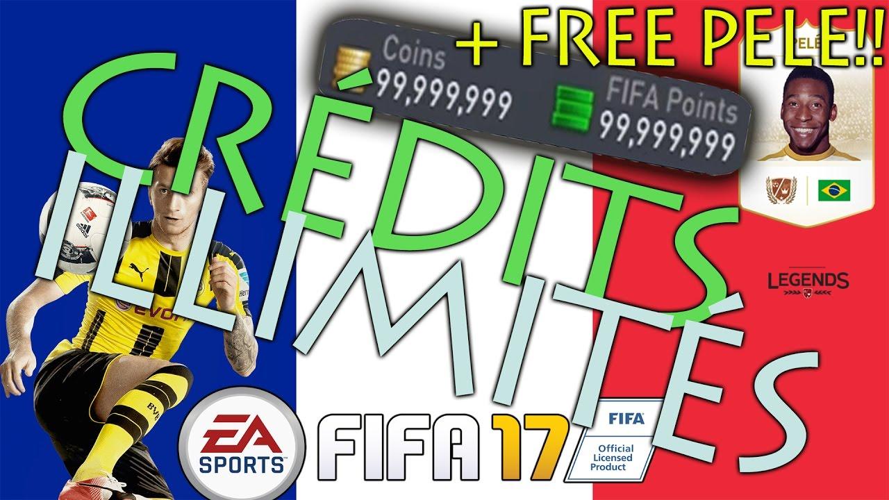 NOUVEAU Fifa 17 Hack - 9,999,999 Crédits et Points FUT ...