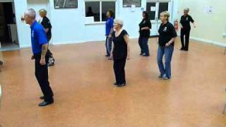 Midnight Waltz line dance