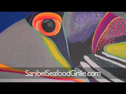TV Advertising Agency - Quenzel.com - George & Wendy's Sanibel Seafood Grille