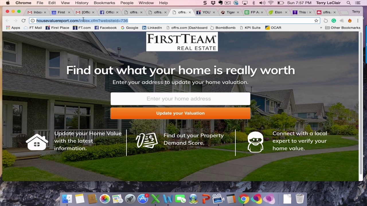 offrs new home value website youtube
