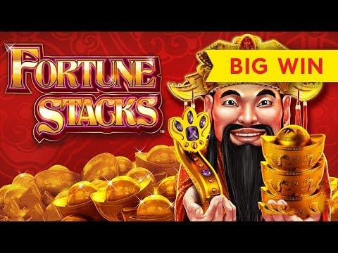 Fortune Stacks Slot - BIG WIN BONUS, YEAH! - 동영상