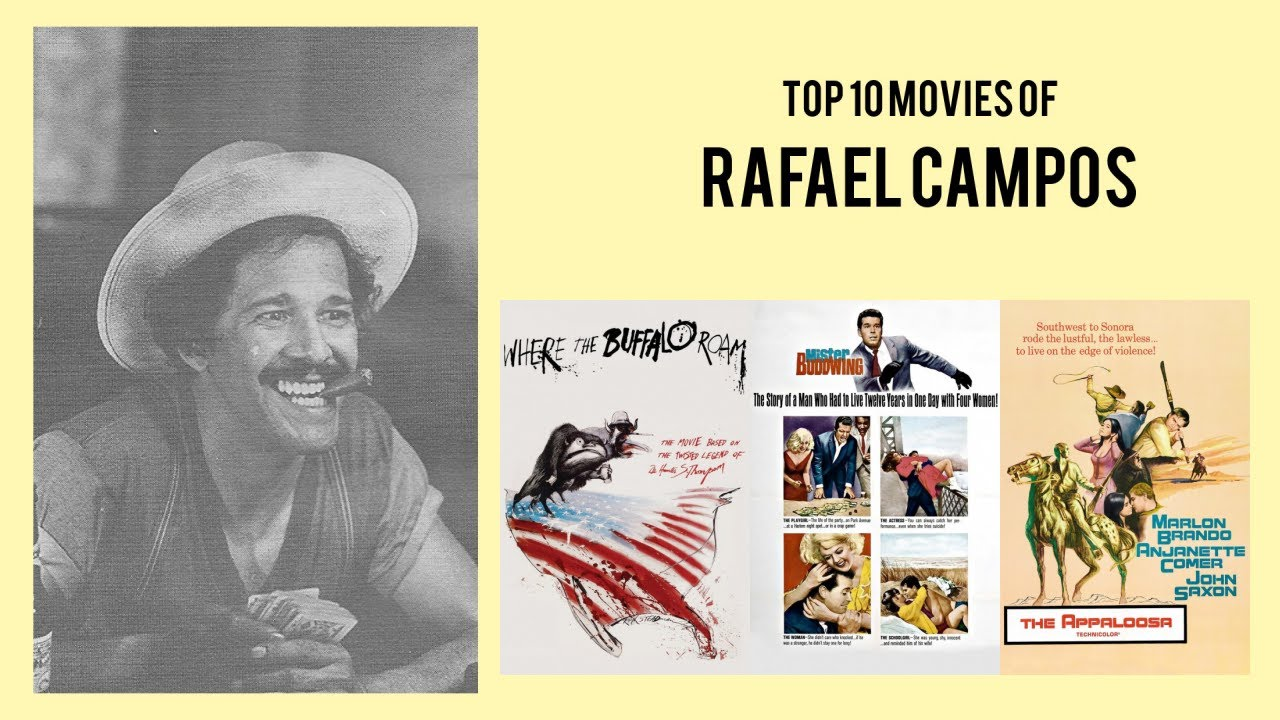 Download Rafael Campos Top 10 Movies of Rafael Campos  Best 10 Movies of Rafael Campos