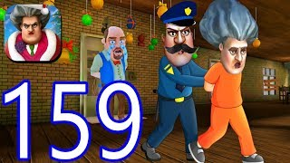Scary Teacher 3D - Gameplay Walkthrough Part 159 - New Levels New Chapter (iOS/Android))