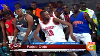 Rojos Dojo Performance #10over10