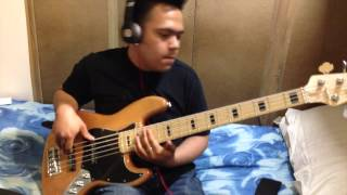 Repeat youtube video Ligaya - Eraserheads (Bass Cover)