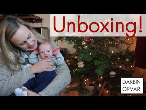Holiday Gift Unboxing & Meet August!