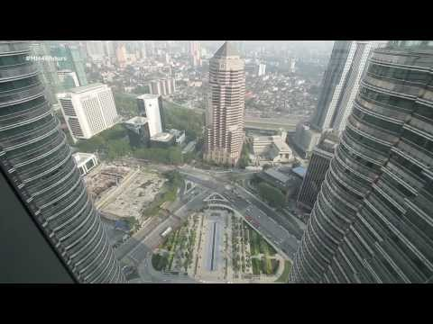 Petronas Twin Towers - #MH48hours