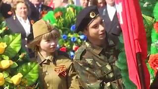 9 мая в Черногорске