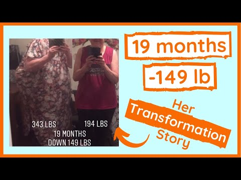 nearly-150-lb-weight-loss-transformation-story---how-she-did-it