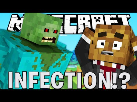 INFECTION MODE SAVE US - MINECRAFT MURDER MYSTERY