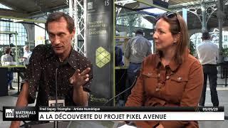 A la découverte du projet Pixel Avenue avec Fred Sapey-Triomphe